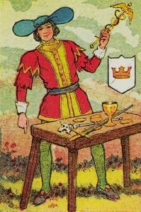 1 Magician