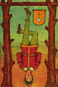 12 Hanged Man